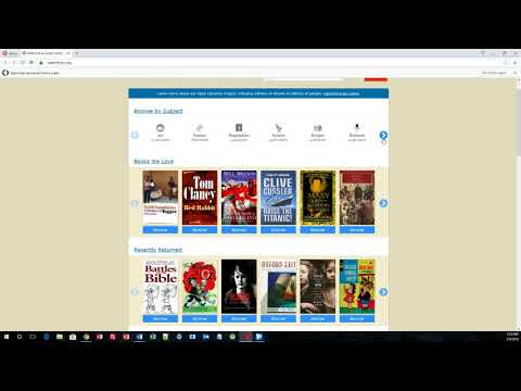 Open Library Overview