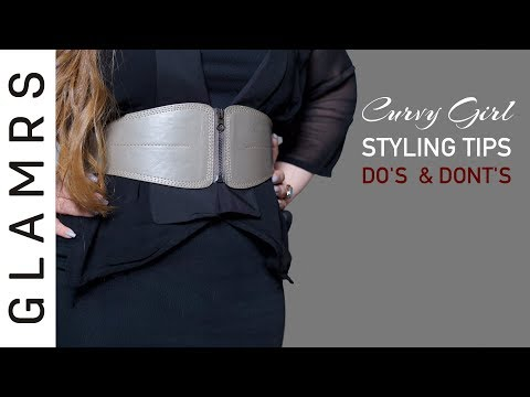 5 CURVY Girl Styling Tips & Do's and Don'ts Every Girl Needs To Know!. http://bit.ly/2Xc4EMY