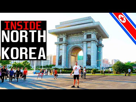 A typical day as a tourist in North Korea 🇰🇵 | North Korea #
