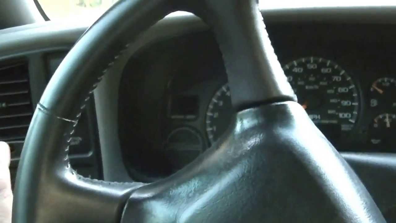 2002 Chevy Silverado Headlight Problems
