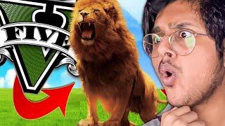 GTA 5 : MY NEW PET SHOP and ZOO | GTA V GAMEPLAY
