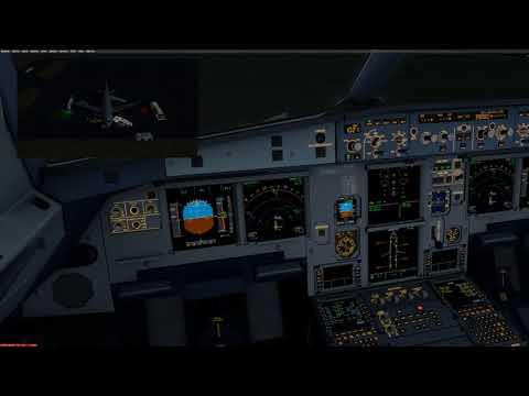 P3DV3 VATSIM A319 EZY5L10 FWKI-FLKK  WWW.JETVA.CO.UK