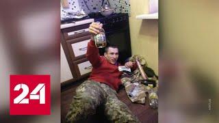 В Полтаве преступник, взявший в заложники начальника Уголовного розыска, бросил его и сбежал в лес