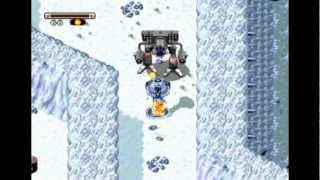 Battletech Прохождение (Sega Rus) - Уровень (1-3) Part 1/2