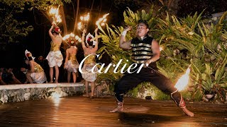 Where To Host In Bali: Cartier In Symphony @ Opia Dining