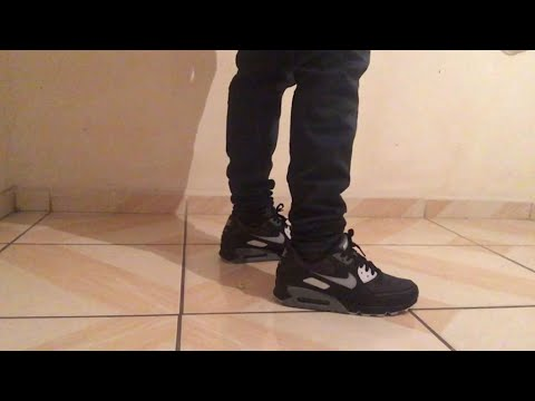 9a28e3fbc Tenis Nike air max 90 essential 2018 EXCLUSIVO - YouTube