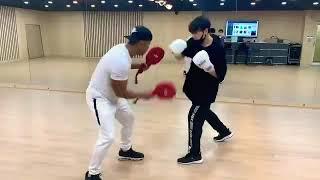 "BTS Jeon Jungkook ""Boxing Legend """