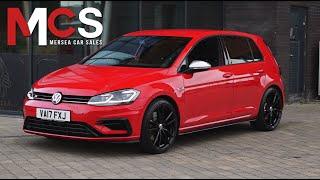 Our Tornado Red Volkswagen Golf R // Mersea Car Sales (MCS)
