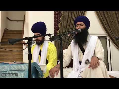 Bhai Sukha Singh UK   Fremont 21   Itihaas History Katha