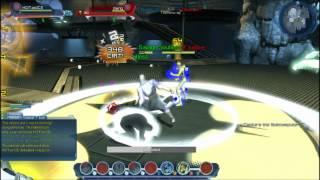 DCUO DLC5 Hand of Fate - Felix Faust Legends PvP Gameplay