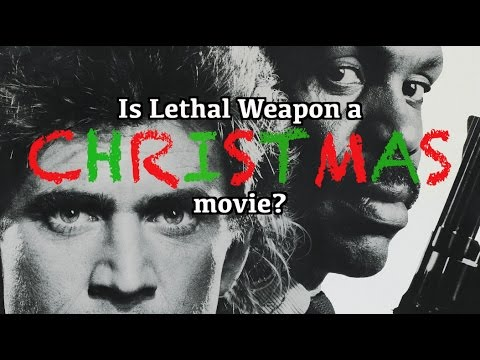 Is Lethal Weapon a Christmas Movie? - YouTube