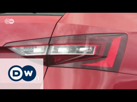 Drive it! from 11.04.2017 | DW English