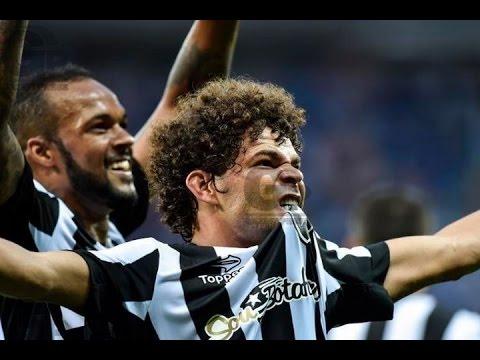 Cruzeiro 0 x 2 Botafogo, Melhores Momentos - Série A 11/09/2016