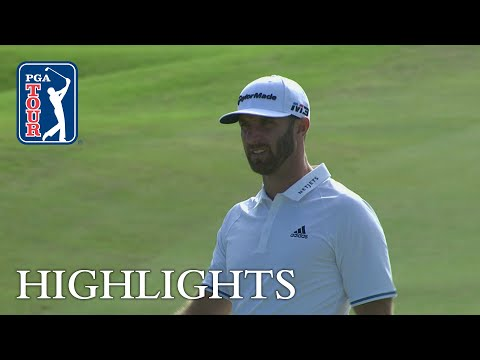 Dustin Johnson extended highlights | Round 3 | Sentry