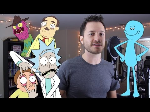 5 Rick and Morty Impressions
