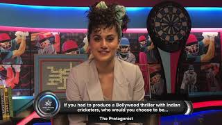 Cricket Ka Crown: Casting Cricket With Taapsee Pannu