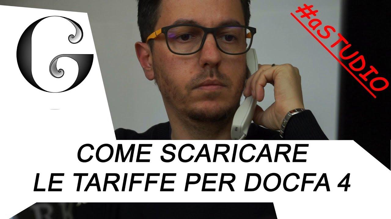 SCARICARE ULTIMO DOCFA