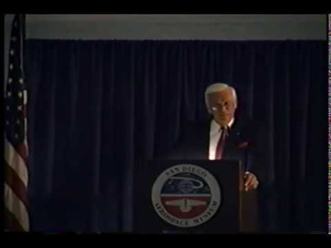 VT 1573 SDASM Lecture Series: Eugene Cernan  Apollo 17, Last Man On The Moon 2004