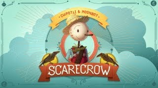 """Chipotle Scarecrow by Chipotle Mexican Grill Chipotle presents, """"Th..."""