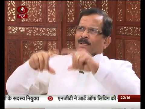 Interview of Hon'ble Minister of State (IC) for AYUSH