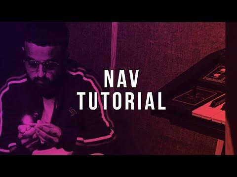 How To Make A NAV Type Beat (FL Studio Tutorial)