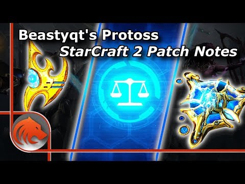 Changes I Would Make to the Protoss Race in StarCraft 2