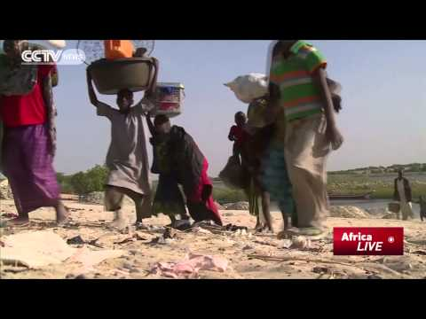 Thousands Flee North Eastern Nigeria To Chad