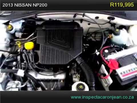 2013 nissan np200 youtube Nissan Np200 Fuse Box nissan np200 specifications nissan