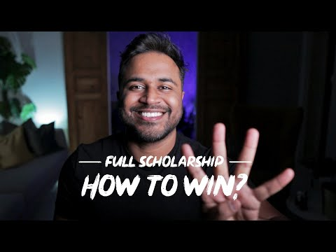 Episode 1: How to get full Scholarship to Study Abroad (Europe)?