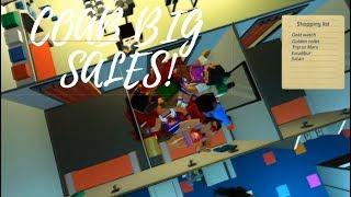 SHOPPING SLAUGHTER - Crazy oafish Ultra Blocks; Big Sales! - Episode 1
