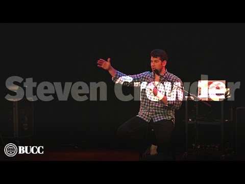 Steven Crowder on Role of Government | Bucknell University - 2016