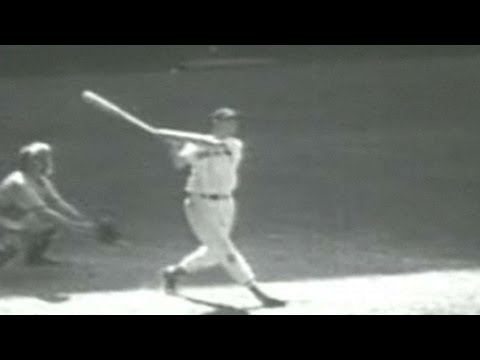 1941 ASG: Ted Williams walk-off home run