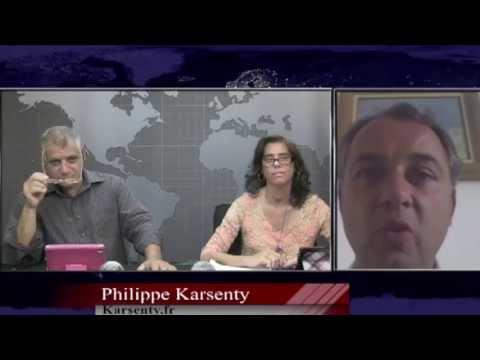 TrentoVision - 7.9.13 - Philippe Karsenty - A Palestinian Fraud!