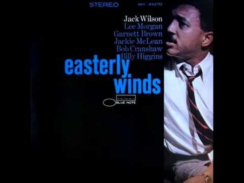Jack Wilson Trio - A Time for Love