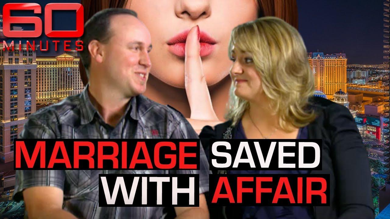 How this couples secret affair saved their marriage | 60 Minutes Australia