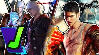 DMC4 & DmC Devil May Cry Review