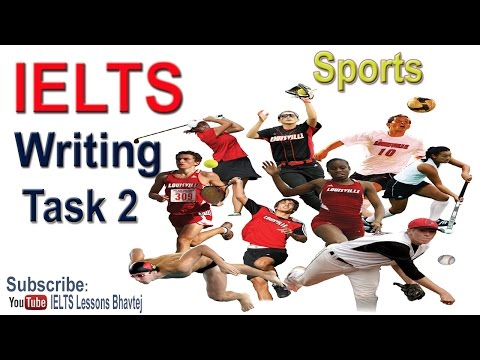 IELTS Writing Task 2 Sports Opinion Essay Appeared Kyrgyzstan September 2016
