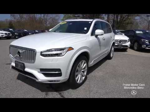 LIKE NEW 2018 Volvo XC90 T6 Inscription video tour with Mike