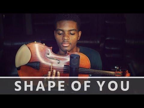 Ed Sheeran | Shape of You | Jeremy Green | Viola Cover