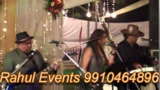 western band in Delhi for Bollywood and English songs..--9910464896