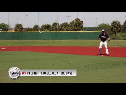 2nd Base Fielding- Introduction to 2nd Base