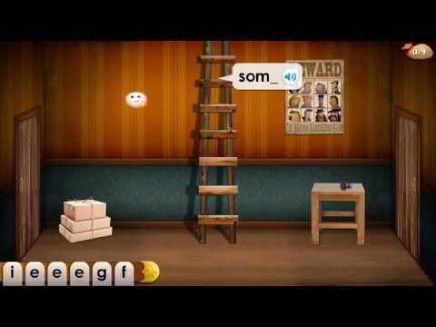 Mystery Word Town - Sight Word Spelling App