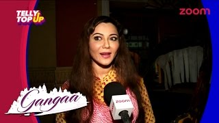 Nausheen Sardar Ali Talks About Her Comeback In Gangaa EXCLUSIVELY On TellyTopUp