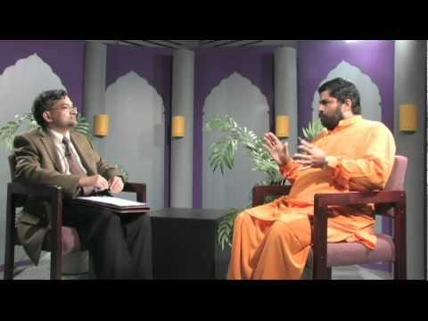 Interview with Swami Sandeep Chaithanya (now Swami Sandeepananda Giri)