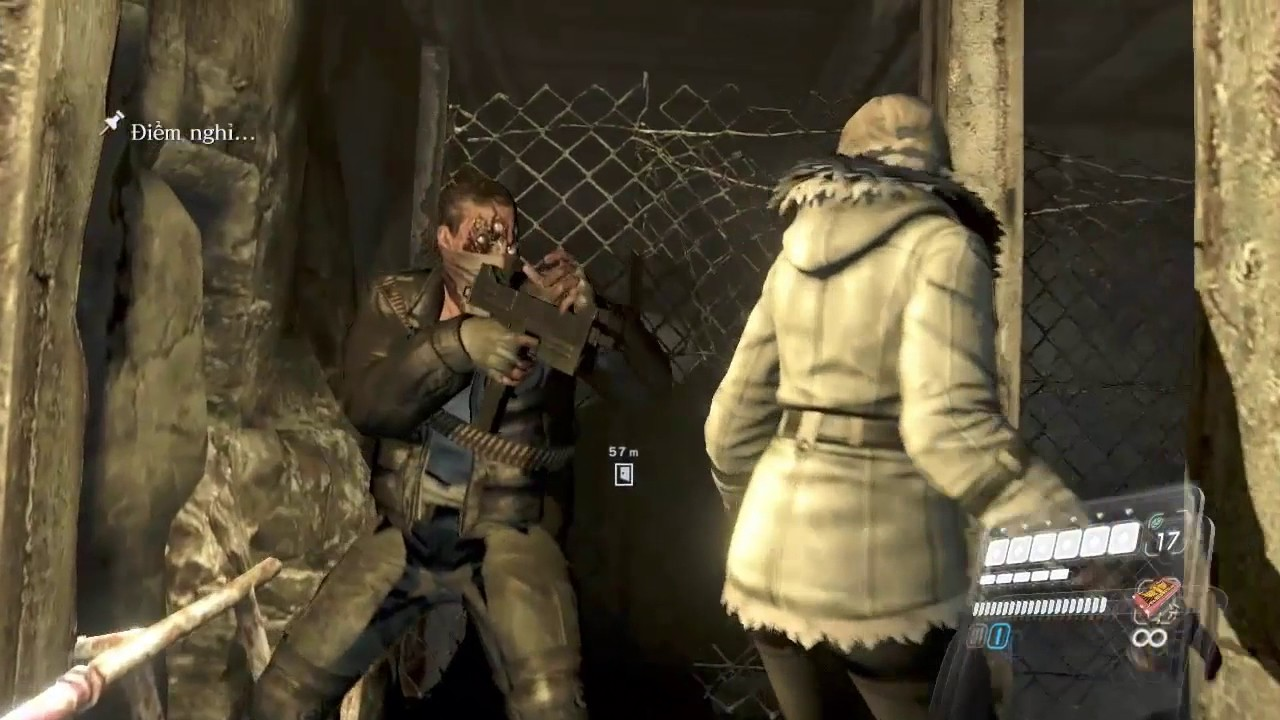 Resident Evil 6 - Jake and Sherry Preview - YouTube
