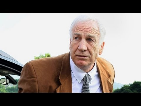Jerry Sandusky Heckled By Prison Inmates