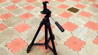 Обзор покупки штатива для видеокамеры и смартфона