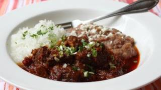 Food Wishes Recipes - Beef Chili Recipe in a Pressure Cooker - How to Use Pressure Cooker