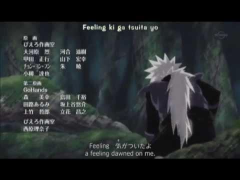 Naruto Shippuden Ending Theme Song 12 For You  Azu With Lyrics