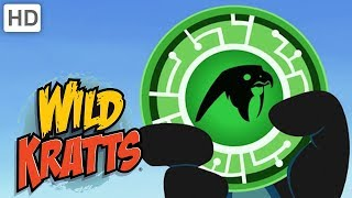 Wild Kratts - Falcon Power! | Kids Videos